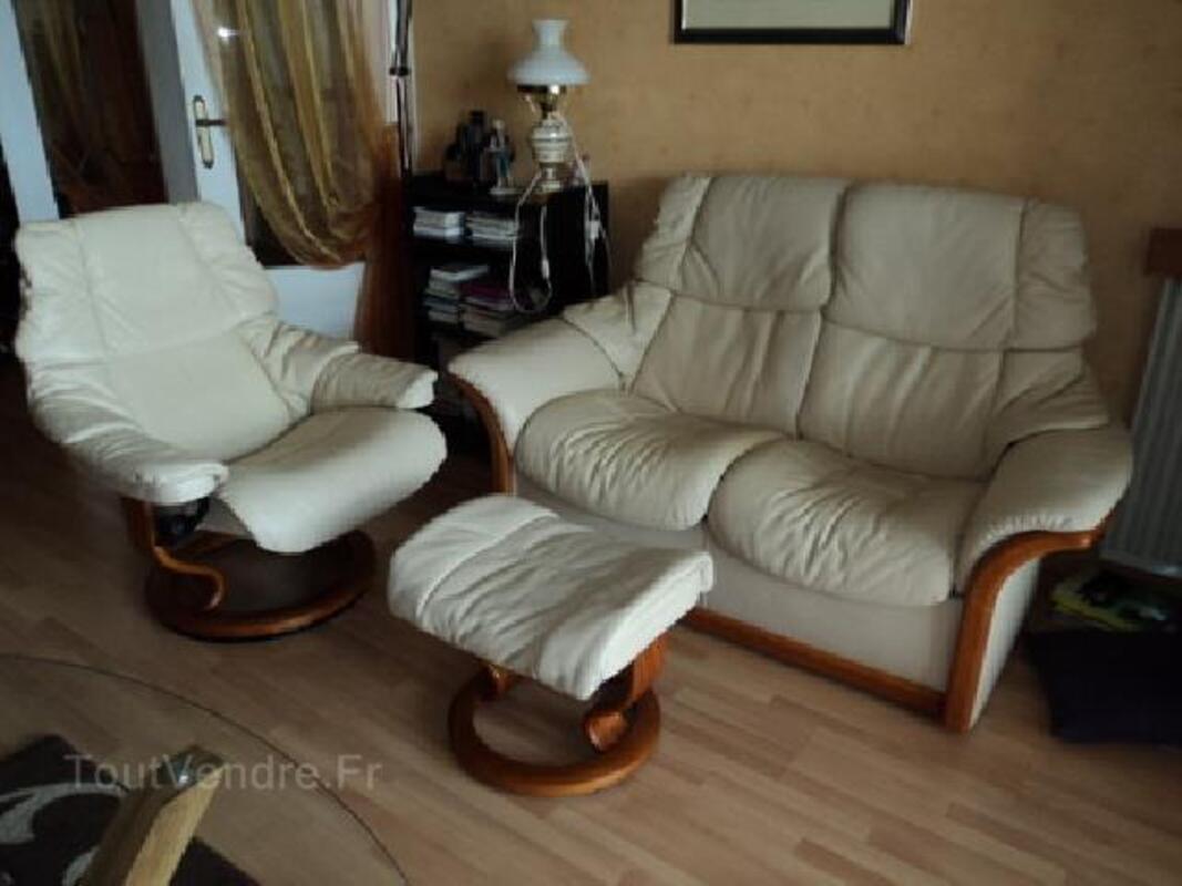 Salon en cuir 93182604