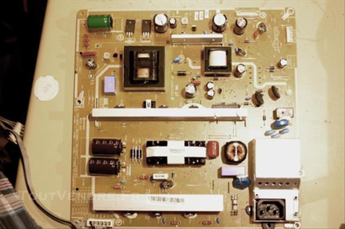 SAMSUNG PLASMA TV PART PSU POWER SUPPLY BOARD - BN44-00 82673270