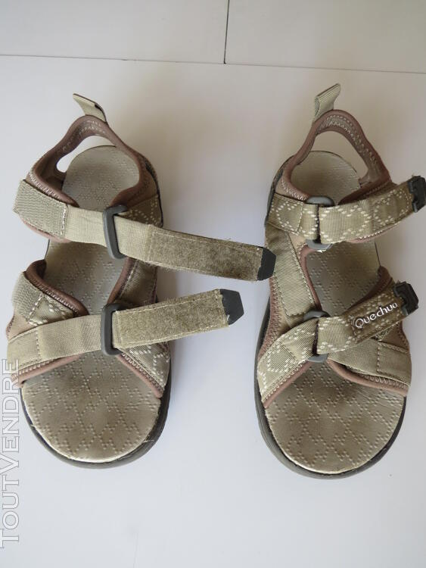 Sandales de randonnée - Quechua P 30 - TBE 372802966