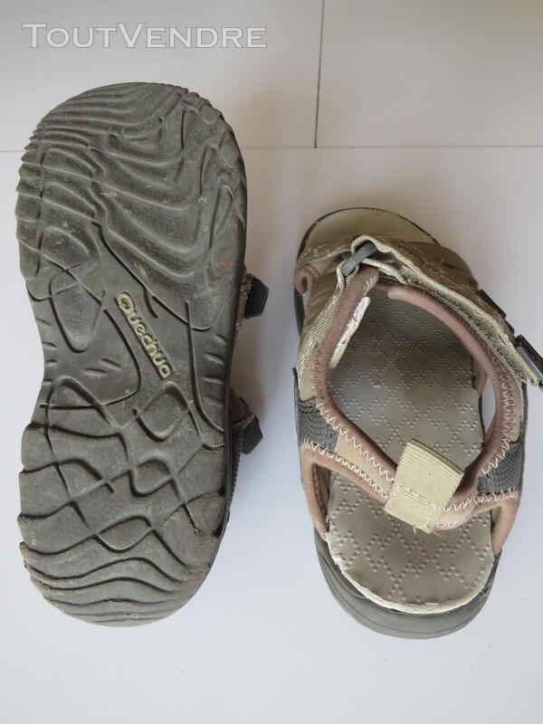 Sandales de randonnée - Quechua P 30 - TBE 372802969