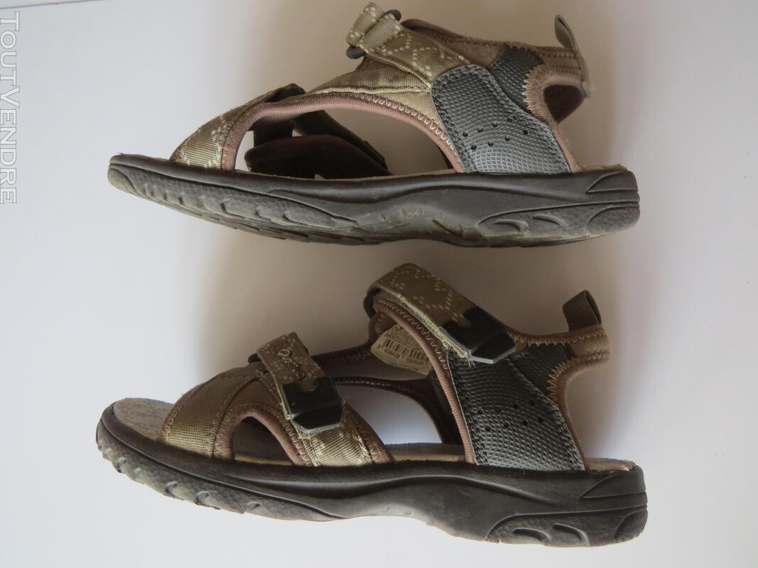 Sandales de randonnée - Quechua P 30 - TBE 372802972