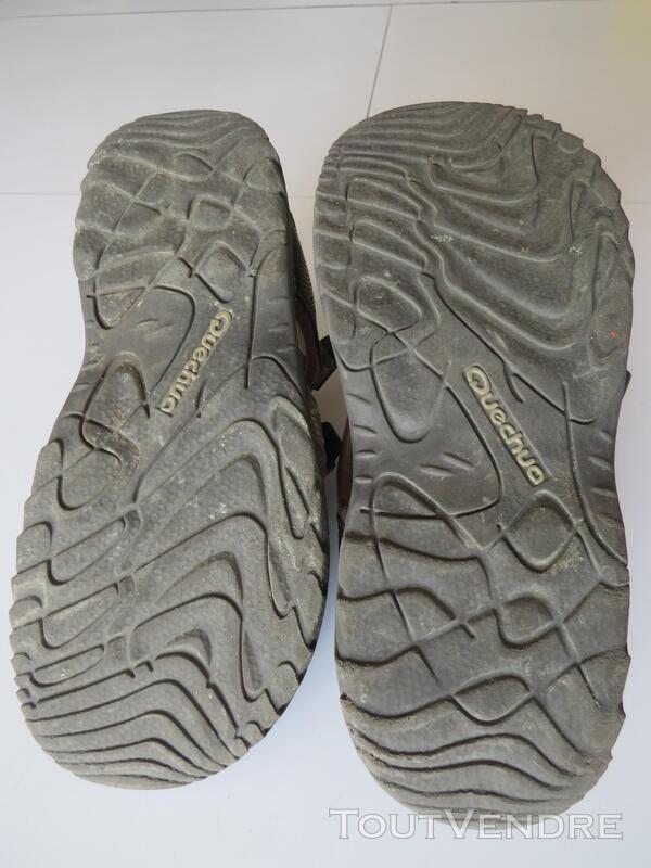 Sandales de randonnée - Quechua P 30 - TBE 372802978