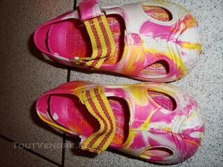 Sandales pour la plage, la mer