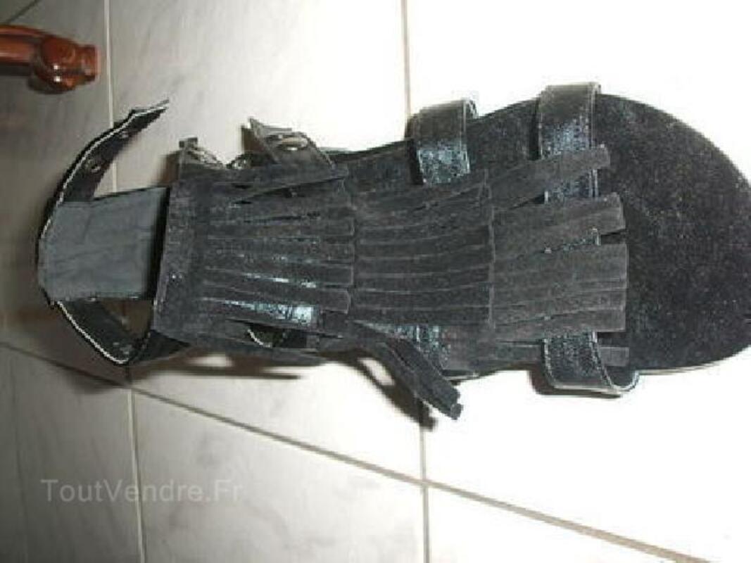 Sandales tropeziennes t38 noires 103102618