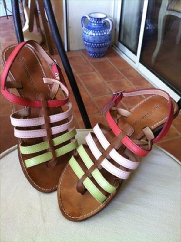 Sandales tropeziennes 86763008