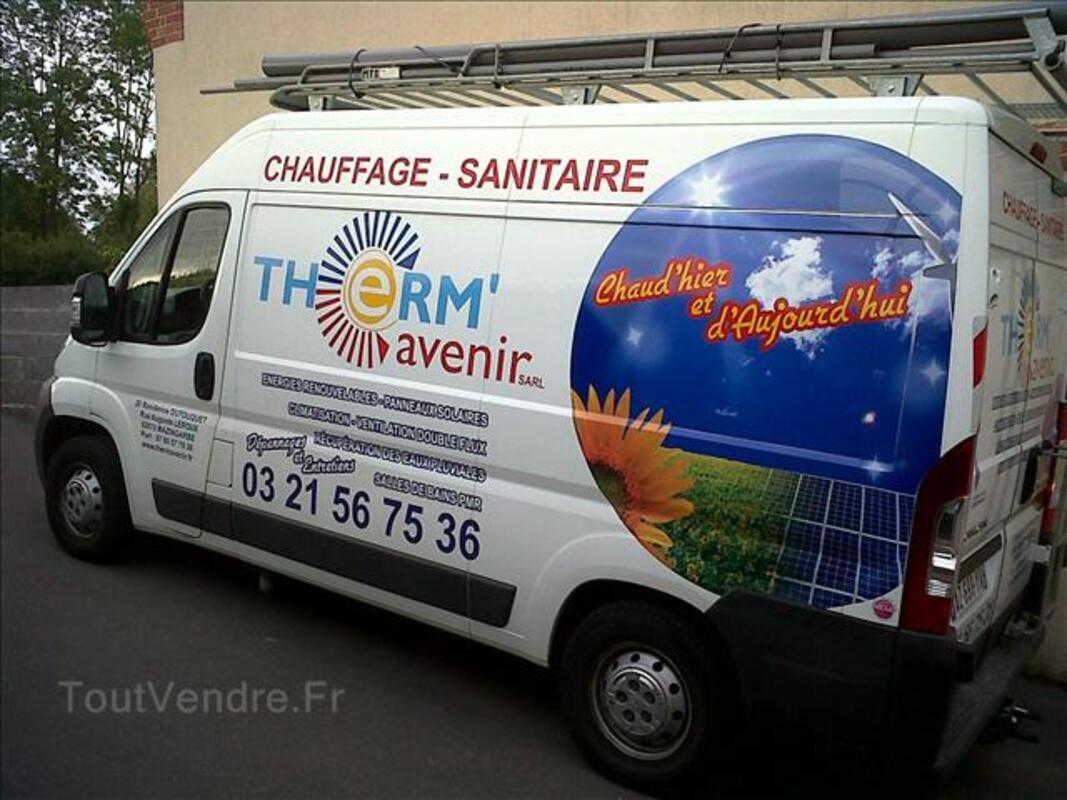 Sanitaire chauffage depannages entretiens 63780145