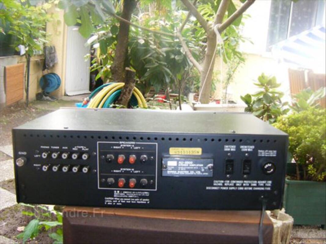 SANSUI AU-2200 ampli hifi vintage 64637841