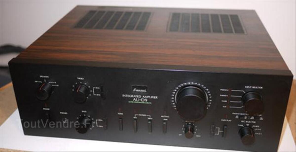 Sansui au-D9  ampli vintage 56160963