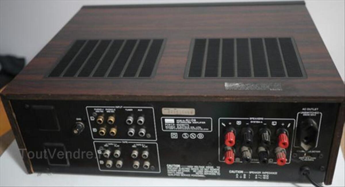 Sansui au-D9  ampli vintage 56160964