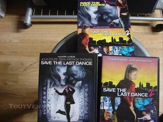 Save The Last Dance 1 et 2 Coffret 2 DVD