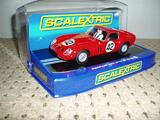 Scalextric Ferrari GTO NEUVE