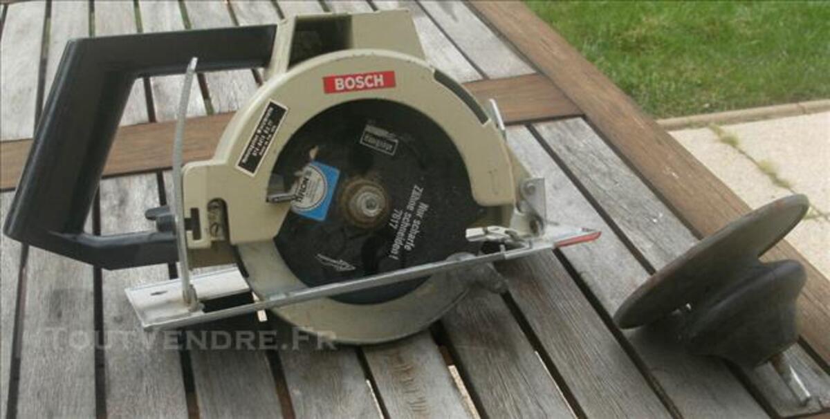Scie circulaire Bosch 84045429