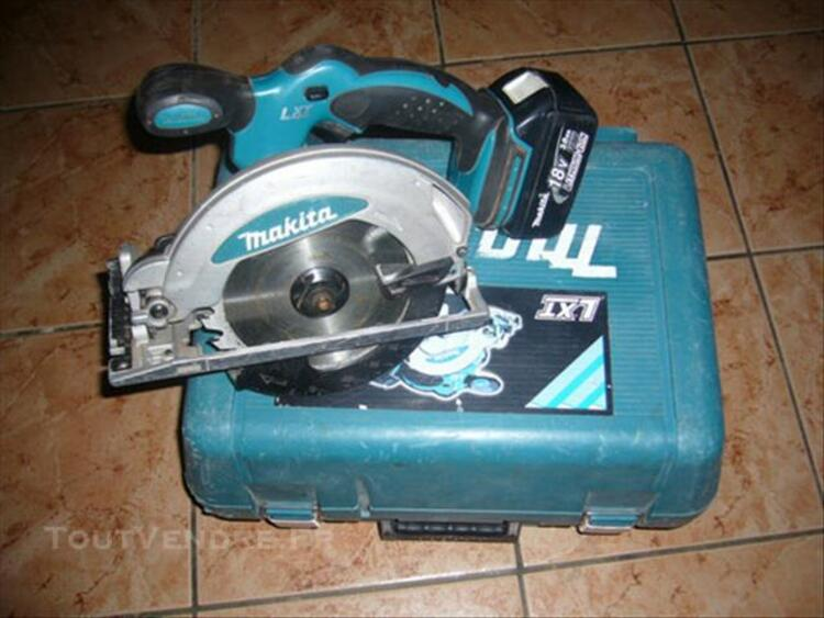 Scie circulaire Makita BSS610 LXT 18v 85956055