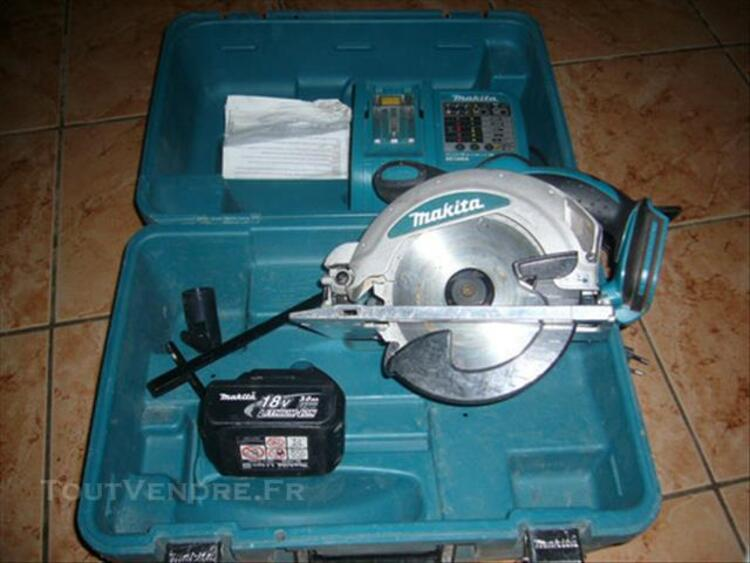 Scie circulaire Makita BSS610 LXT 18v 85956056