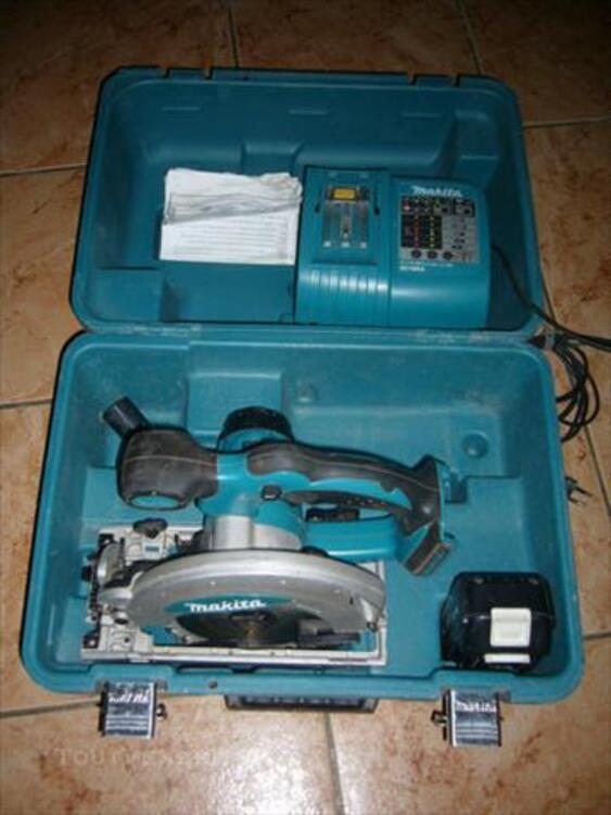 Scie circulaire Makita BSS610 LXT 18v 85956057