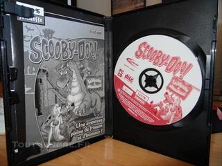 Scooby doo le mystere du chateau hante cd rom PC