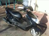 Scooter 125 flamex MBK noir
