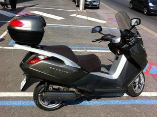 Scooter 125 satelis premium PEUGEOT occasion