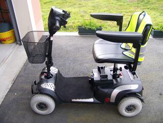 Scooter electrique pour handicape