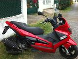 Scooter Gilera Nexus 125