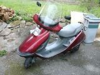 Scooter Honda 125 à vendre