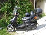 SCOOTER MBK 125 CM3 TYPE FLAME X