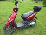 Scooter mbk ovetto