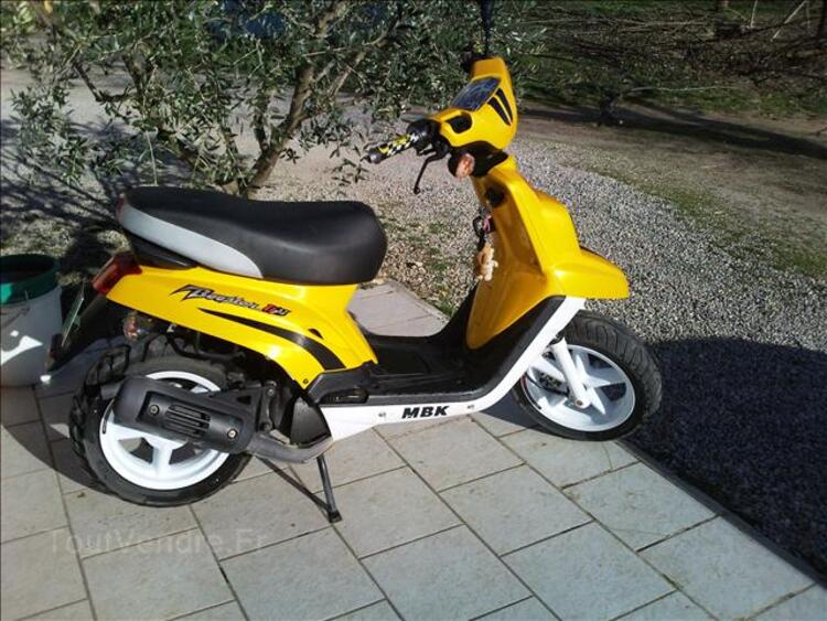 Scooter MBK 4677988