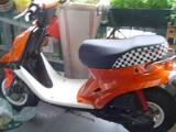 Scooter yamaha booster