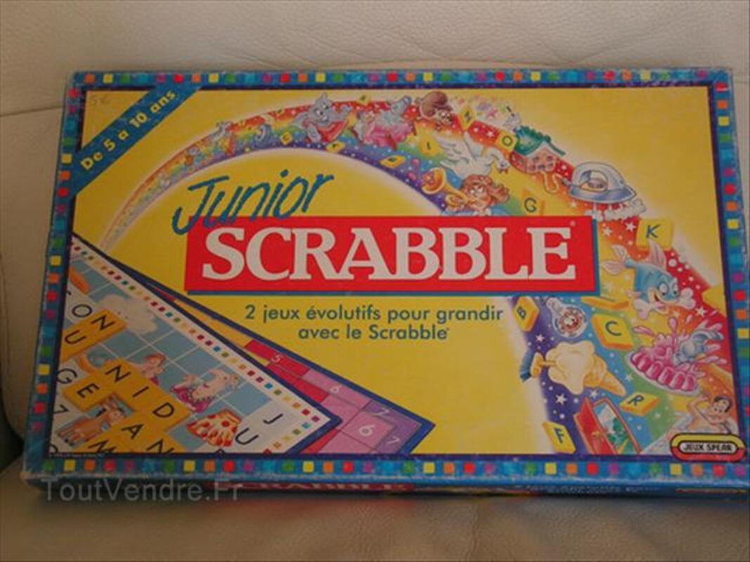 Scrabble JUNIOR 56166546