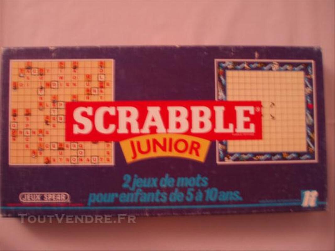 SCRABBLE JUNIOR 74019585
