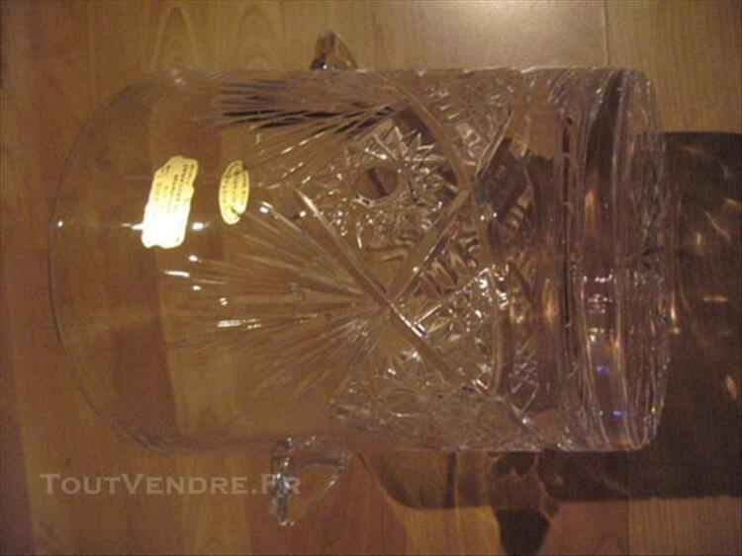Seau à Champagne, véritable cristal de Baccarat 77435746
