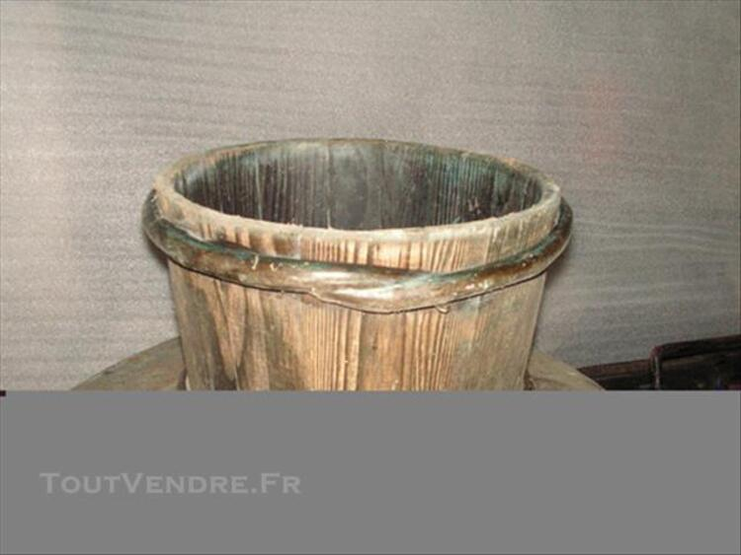 SEAU en bois  de vigneron 76871403