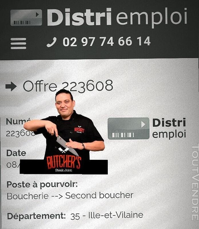 Second boucher (35) 613843002