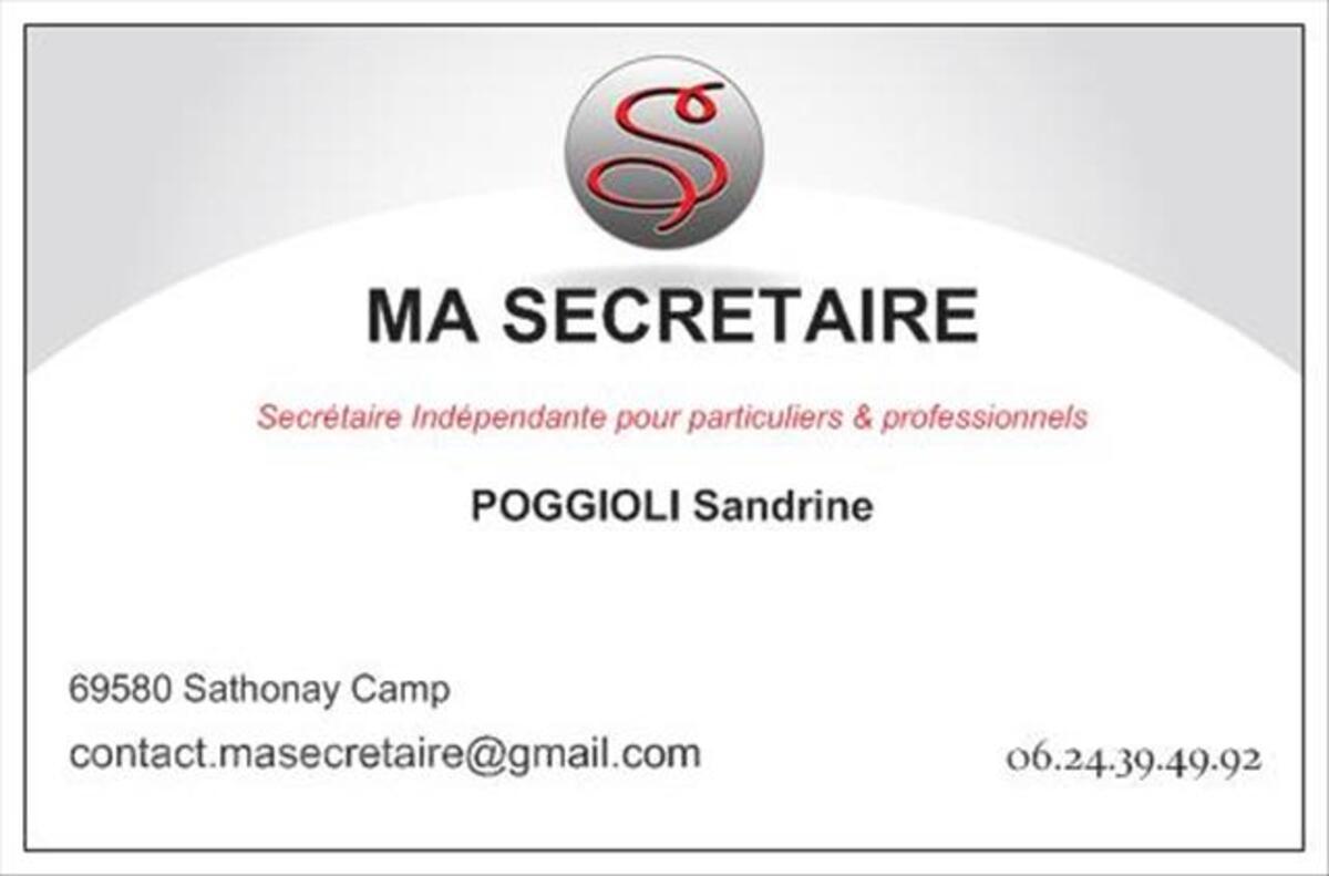 Secrétaire indépendante Artisans et particuliers 100316057