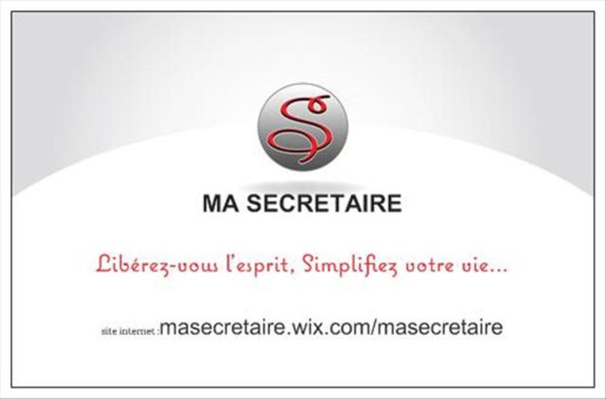 Secrétaire indépendante Artisans et particuliers 100316061