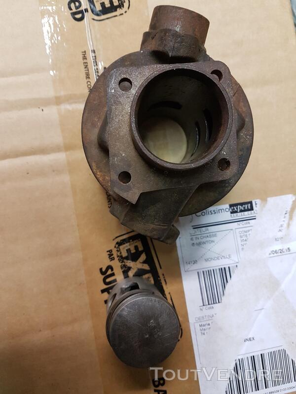 Segments et piston pour 50cc 1960/80 616532247