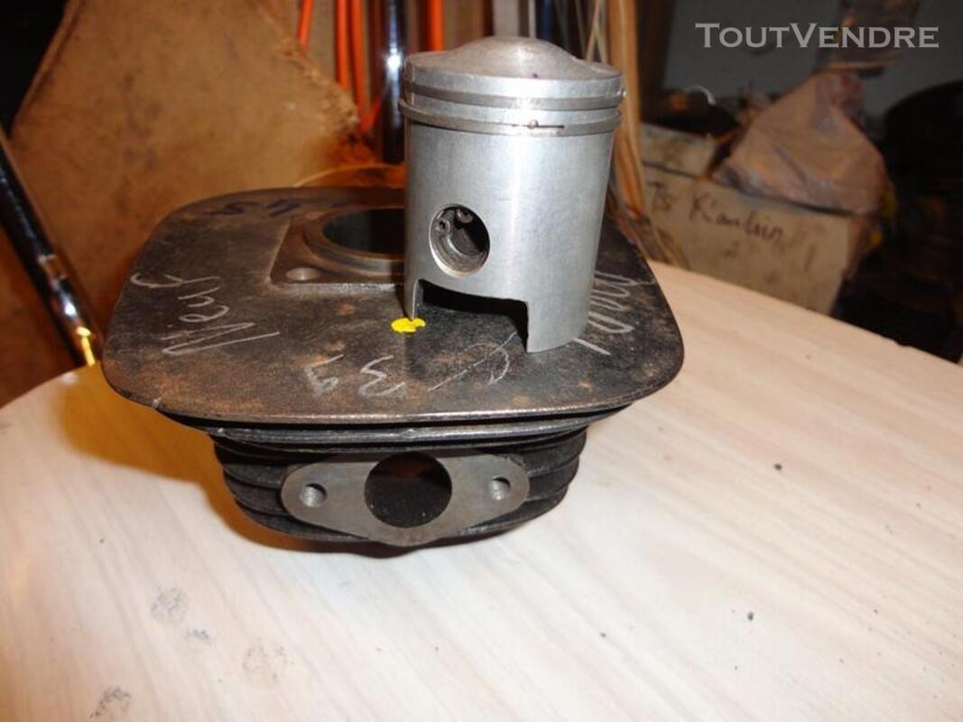 Segments et piston pour 50cc 1960/80 616533363