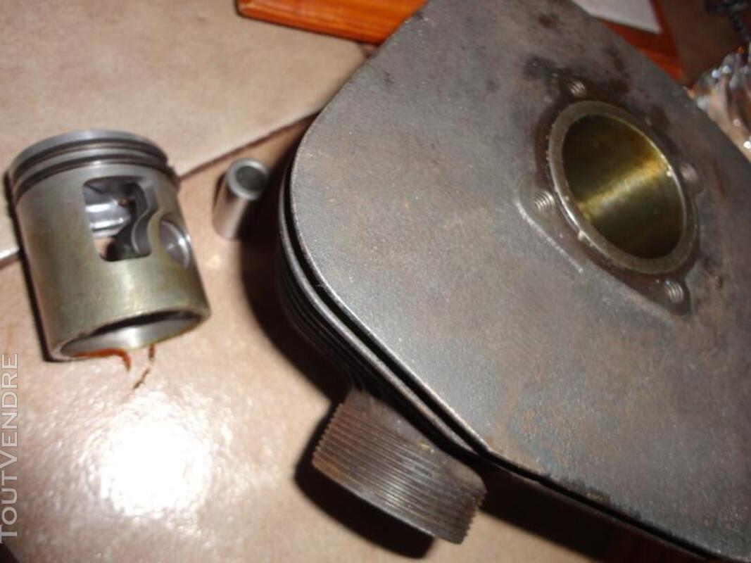 Segments et piston pour 50cc 1960/80 616533540