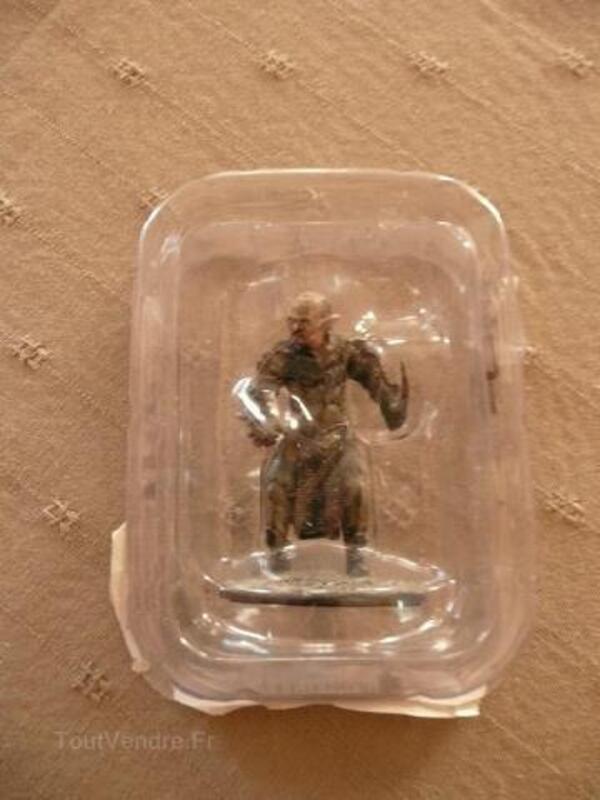 Seigneur des anneaux Figurine + Fascicule 92233496
