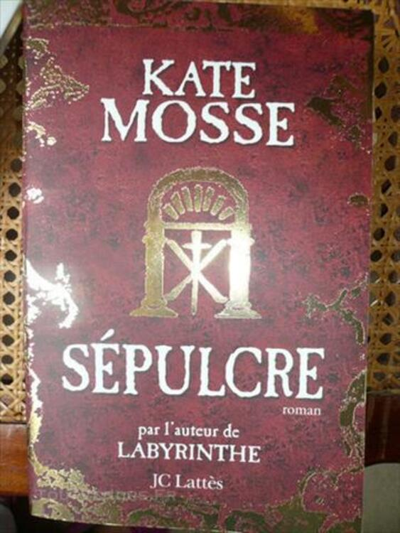 SEPULCRE   - Kate Mosse 77433522