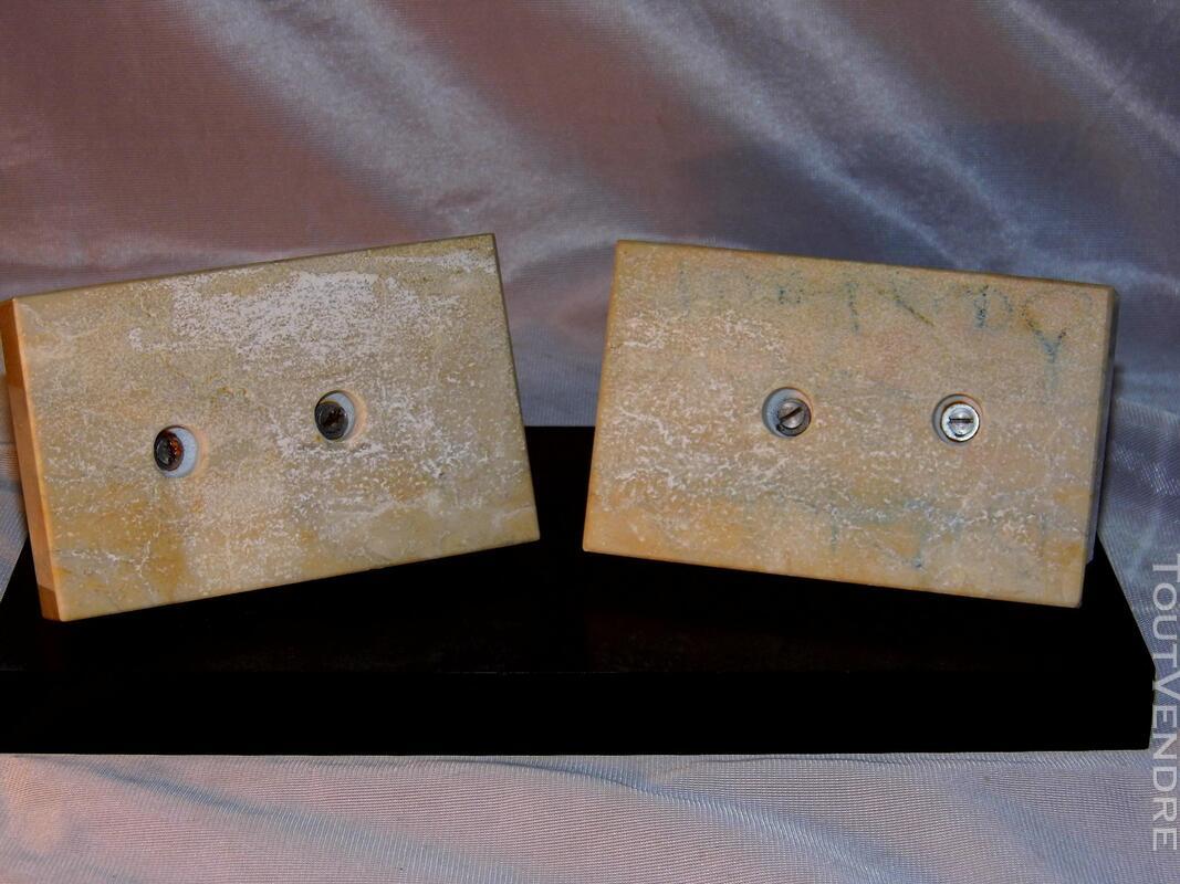Serre livre art deco régule marbre biche faon cerf 194441304