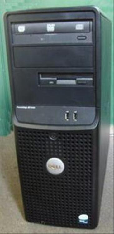 Serveur Dell Xeon Quad Core - 1,86 Ghz / 4 Go / 500 Go 64595657