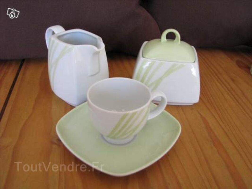 Service à café 14 pièces - Porcelaine Seltmann 93949223