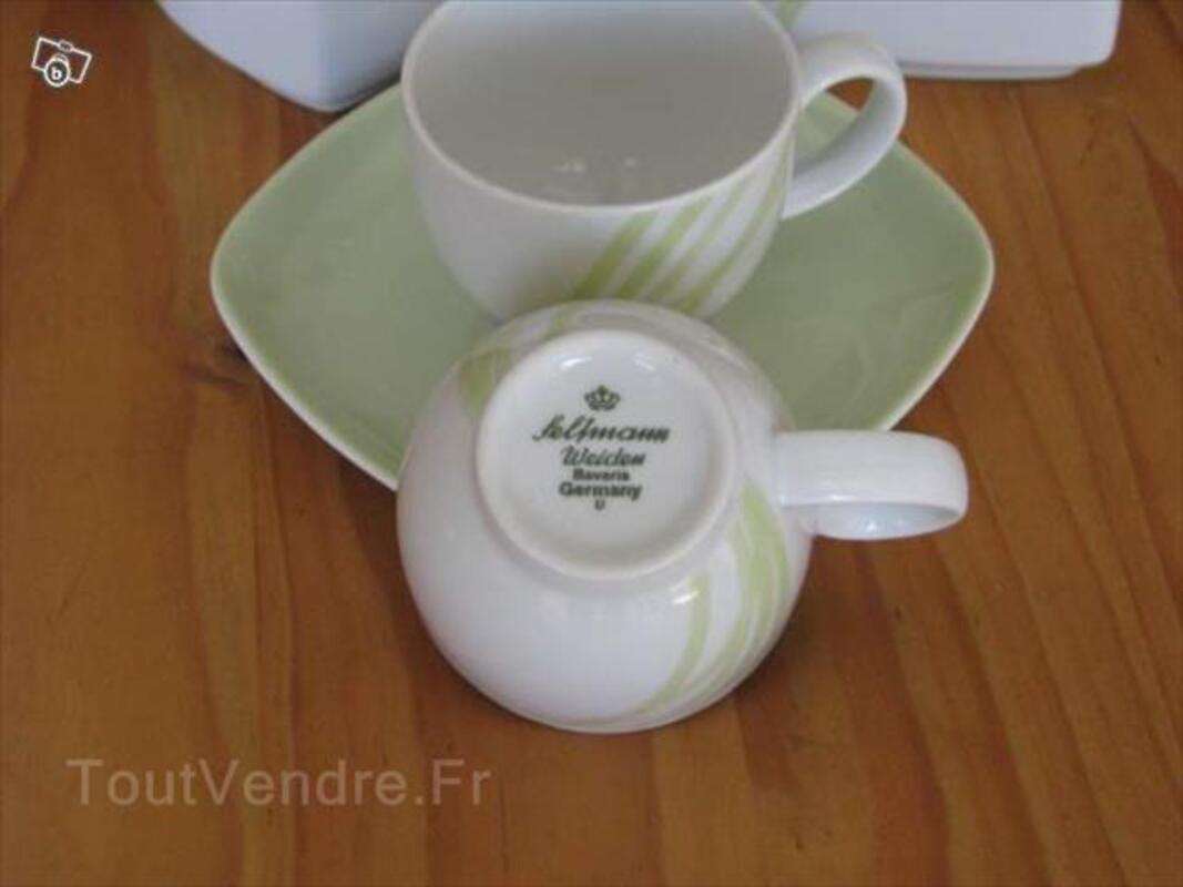 Service à café 14 pièces - Porcelaine Seltmann 93949224