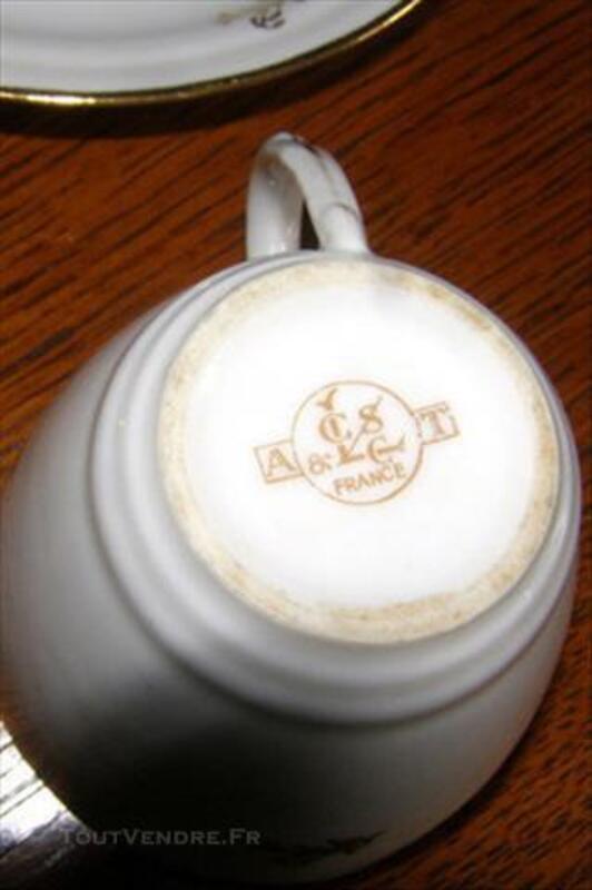 Service à Café Porcelaine de Limoges 86002181