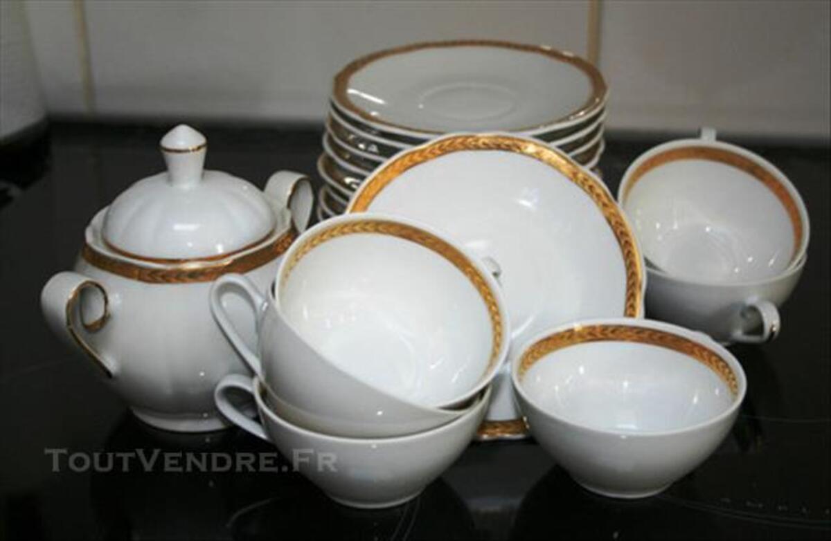 Service à café porcelaine du Berry 85577978