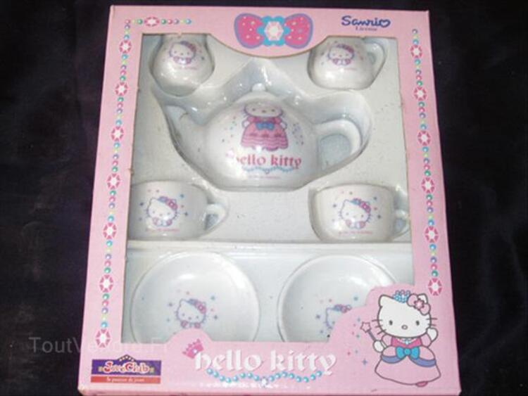 Service à cafe porcelaine HELLO KITTY 54682794