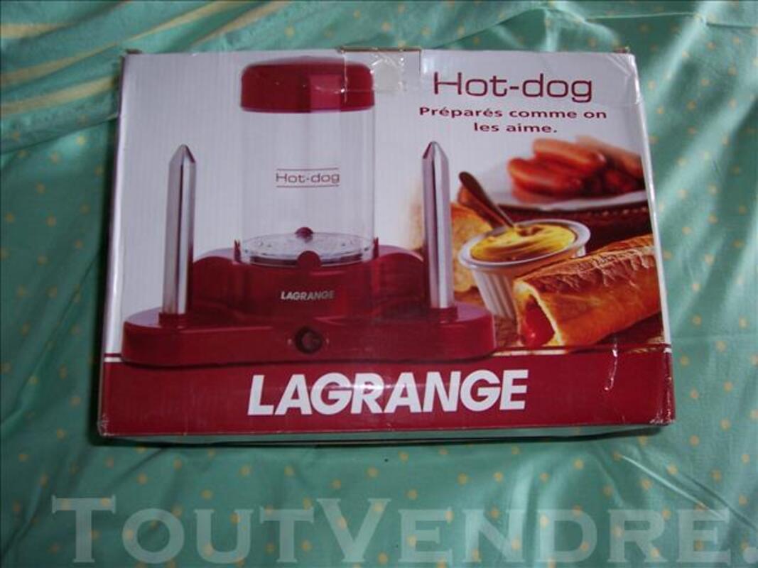 SERVICE A HOT-DOG LAGRANGE NEUF 80451226
