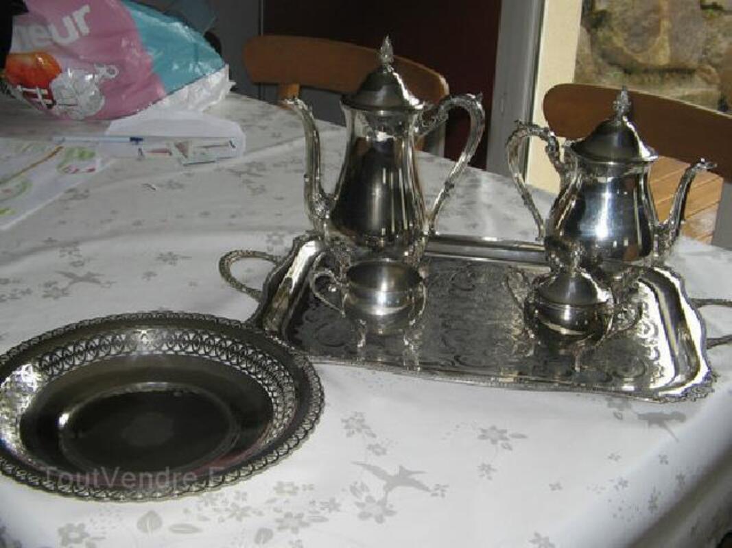 Service à thé , café métal argenté VINERS OF SHEFFIELD 91248127